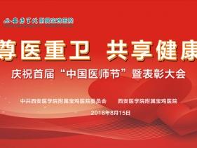 庆祝中国首届医师节宣传片(2018)