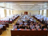 我院成功举办OPEbet体育赛事全程教学基地第二次院际教学交流沙龙