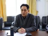 校党委委员、副院长黄保强在我院开展主题教育调研并进行专题辅导