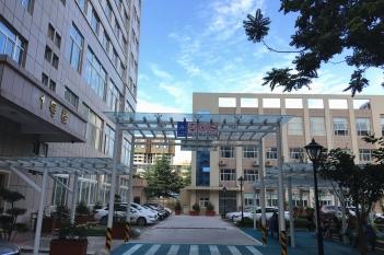 医院风雨连廊