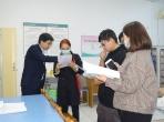 宝鸡市中医医院教学管理人员来我院参观学习交流